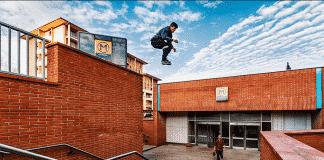 parkour Street Jump 31