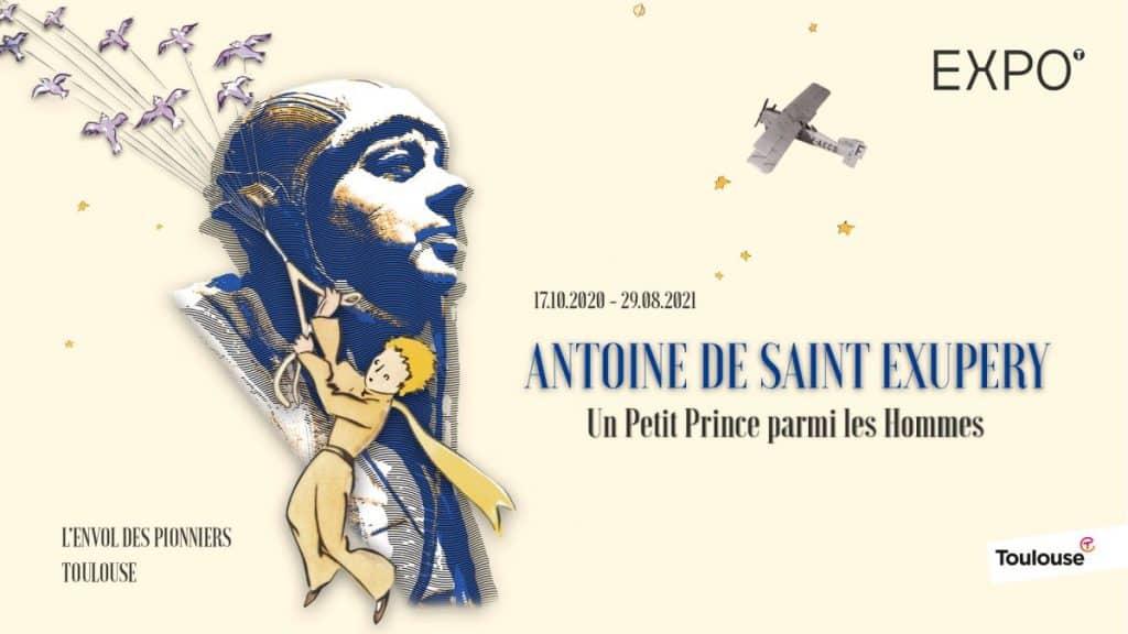 saint exupery envol des pionniers idées sorties Toussaint Toulouse