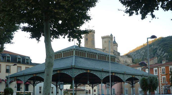 commerces Ariège