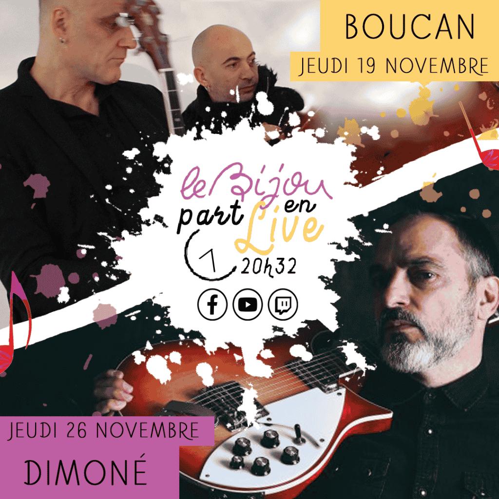 Bijou concerts Toulouse
