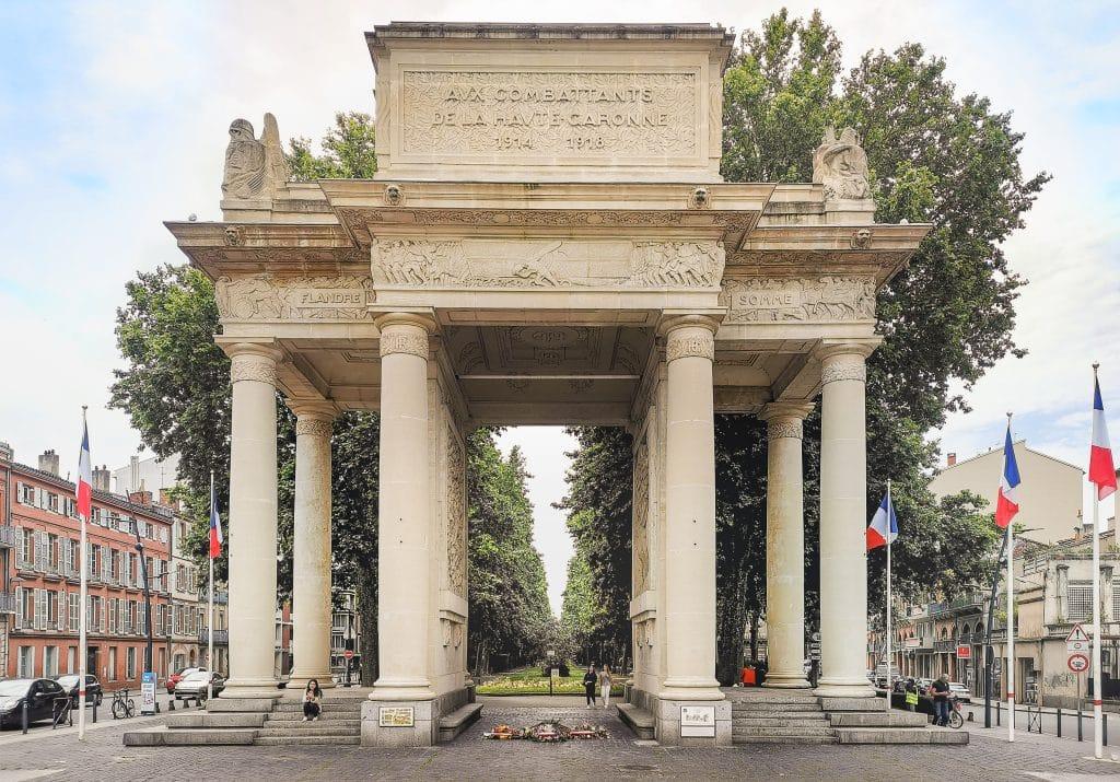 cérémonie 11 novembre Toulouse