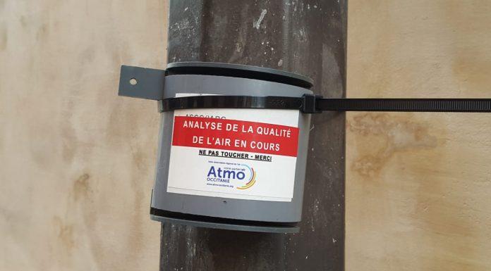 Atmo Occitanie a detecté une trentaine de pesticides dans l'air à Toulouse @Nicolas Mathé