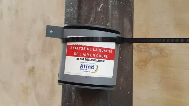 Il y a une trentaine de pesticides différents dans l'air que l'on respire à Toulouse
