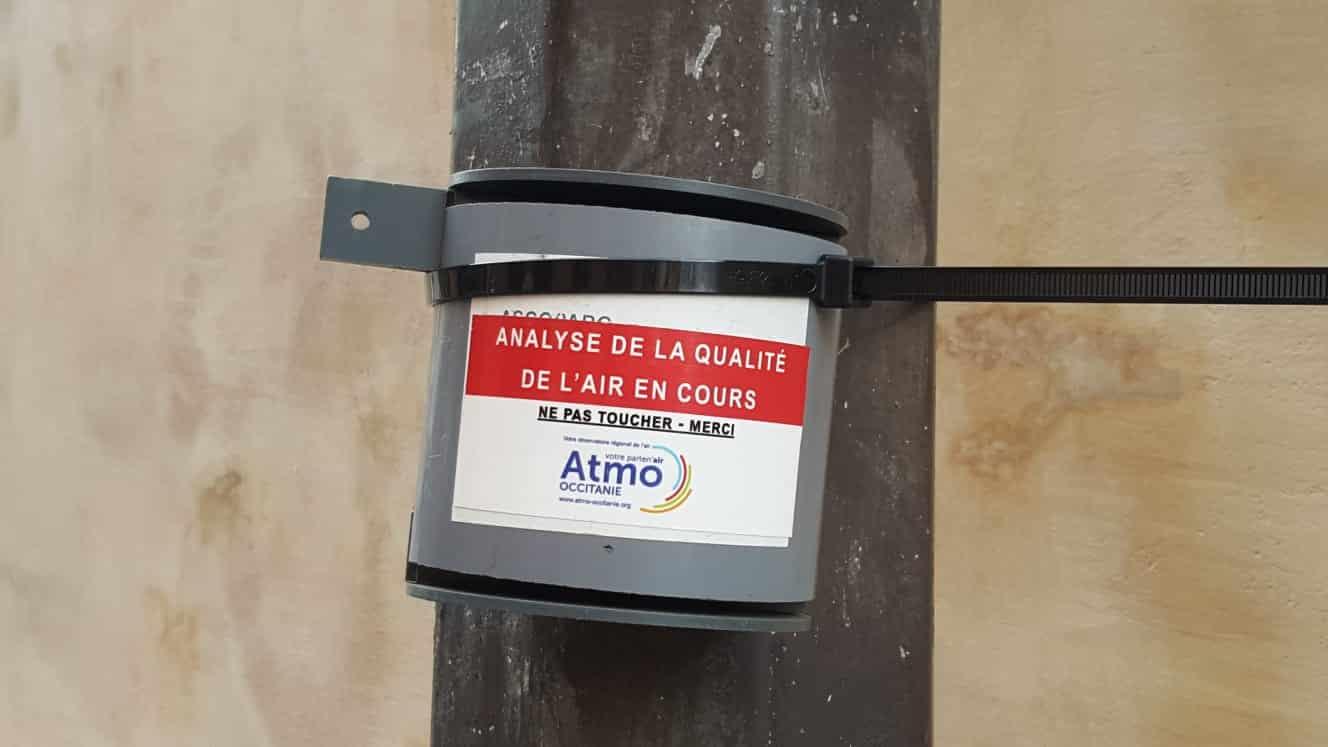 Atmo Occitanie qualité air pollution