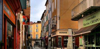 Foix commerces