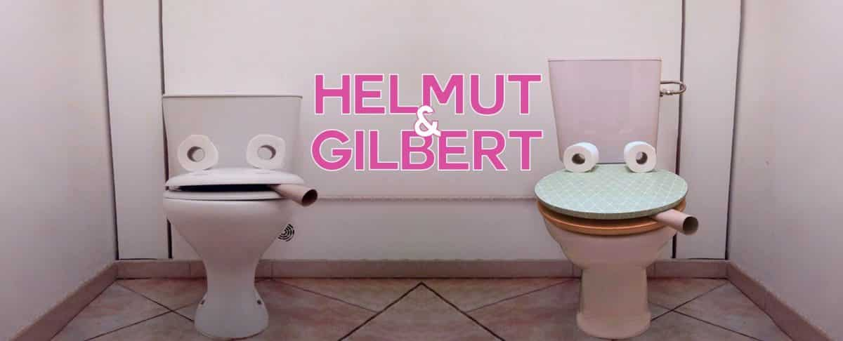 Helmut & Gilbert