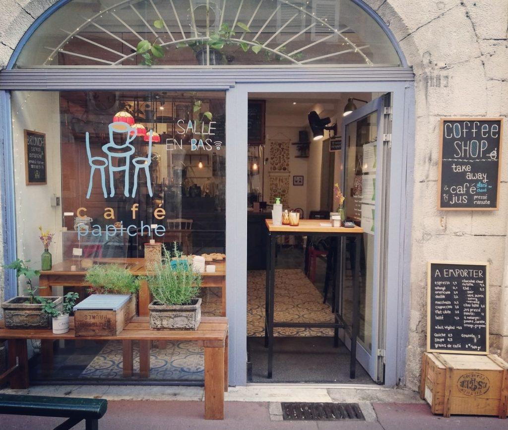 Le Café Papiche