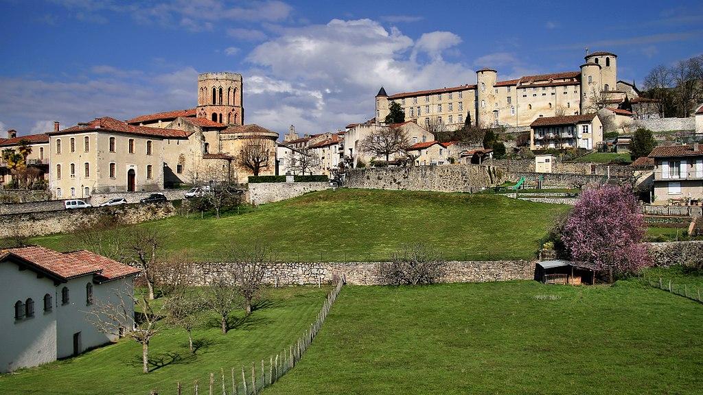 Le Palais des Évêques de Saint-Lizier, en Ariège, va faire l'objet de nombreuses rénovations ©Jorge Franganillo