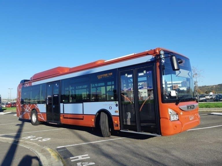 Toulouse : Découvrez les nouvelles couleurs des bus de Tisséo
