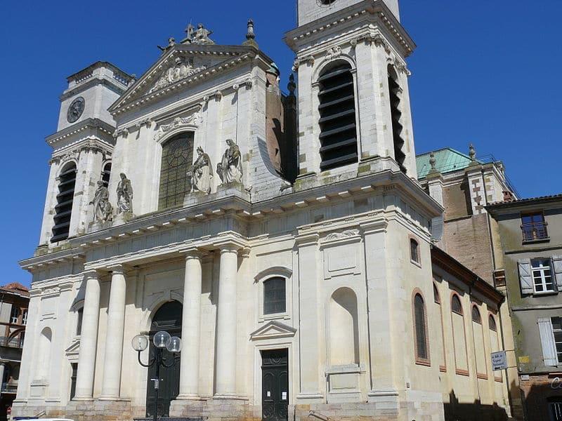 Montauban Cathédrale Notre-Dame-de-l'Assomption