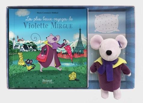 Coffret violette Mirgue
