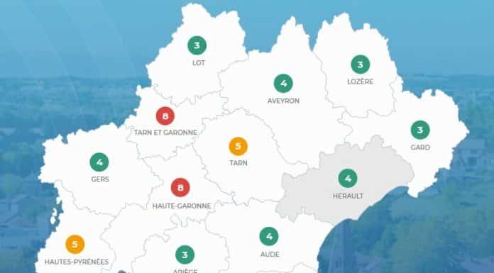 pollution air Haute-Garonne