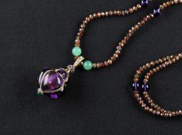 Collier bijoux