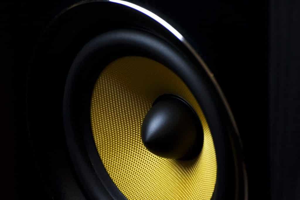 Enceinte musique