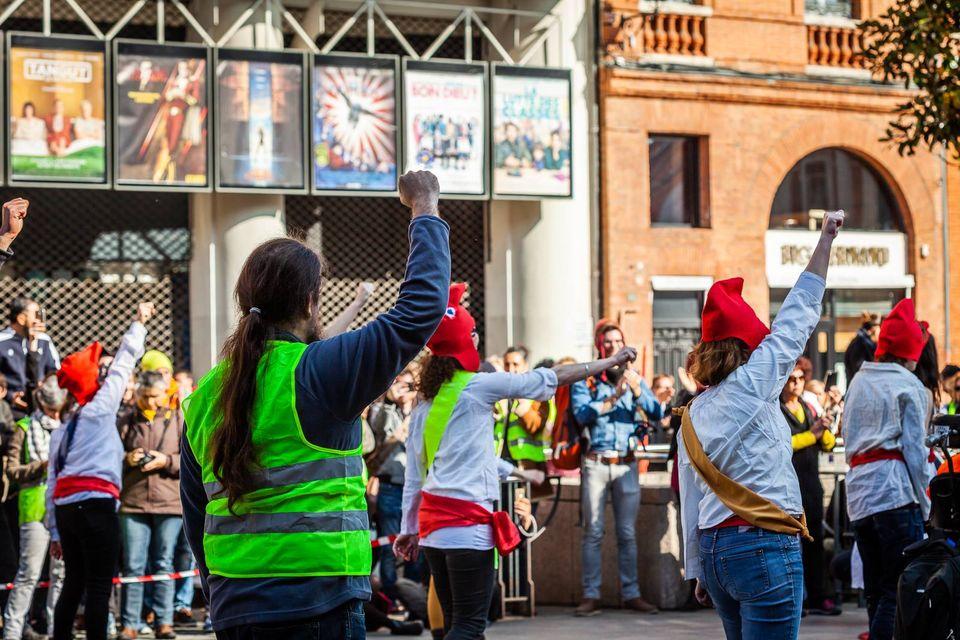 rassemblement culture Toulouse