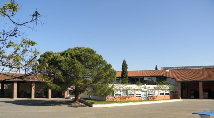 Le collège Albert Camus de Villemur-sur-Tarn manque de places ©CD31
