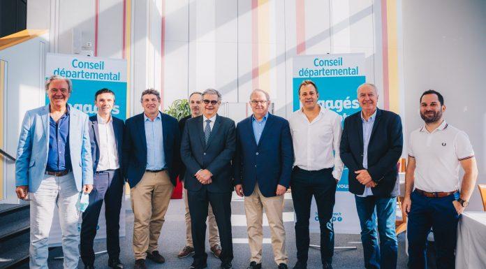 Georges Méric Département présidents clubs sportifs professionnels Toulouse