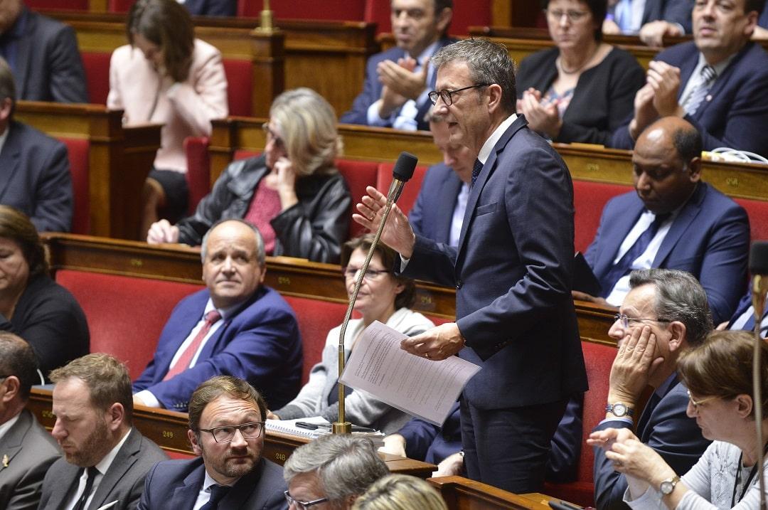 Jean-Luc Lagleize député Modem Haute-Garonne Assemblée nationale aide