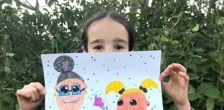Le Calendrier de l_avent solidaire, un sourire d_enfant pour la journée