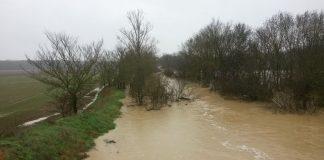 Le service de prévision des crues a passé en vigilance jaune 3 tronçons de cours d'eau en Haute-Garonne ©smgalt