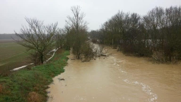 Inondations : En Haute-Garonne, 3 cours d'eau en vigilance jaune