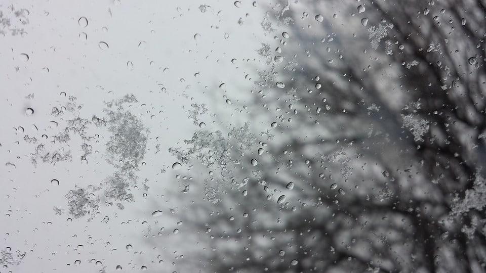 Les prévisions météo de ce vendredi 25 décembre 2020 à Toulouse : la neige devrait continuer de se mêler à la pluie ©Kdgruhn1