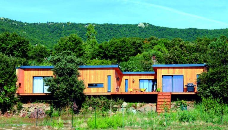 Canigou, ou la ville bioclimatique