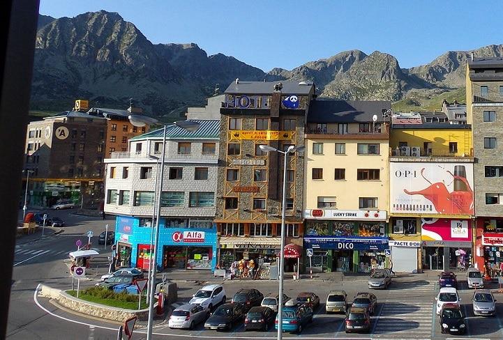covid Ariège Andorre