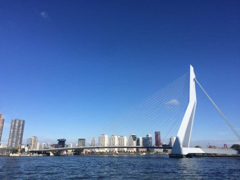 City-trip à Rotterdam