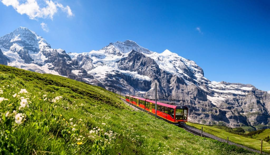 Swiss Travel System: Jungfraubahn
