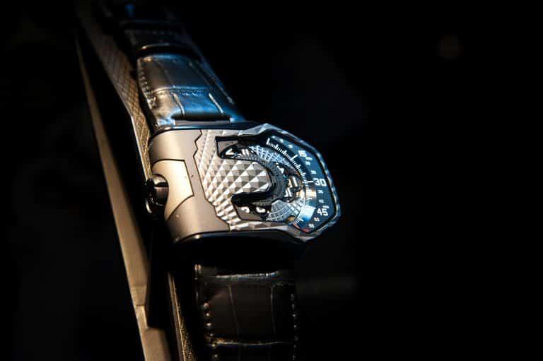 Les plus belles montres du monde…