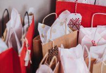 achat courses Noël