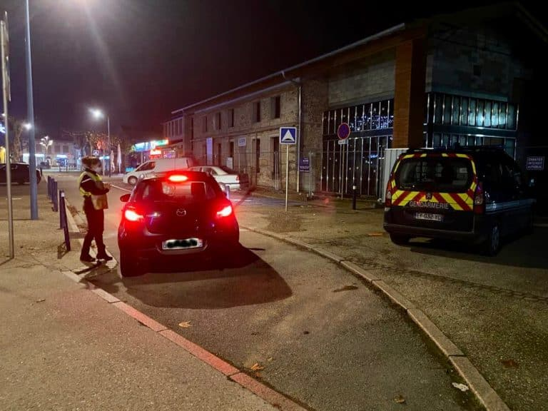 Couvre-feu : renforcement des contrôles en Haute-Garonne
