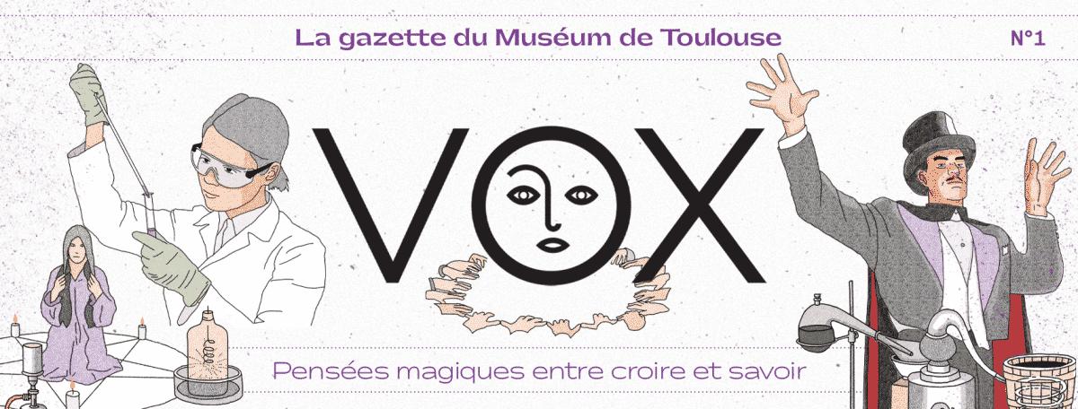 vox Muséum Toulouse