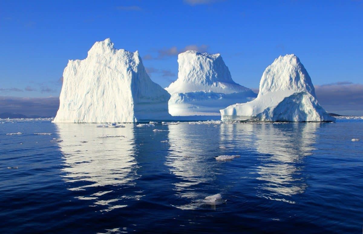iceberg vendée globe