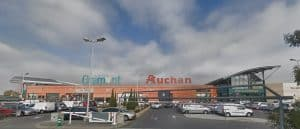 parking Auchan Gramont
