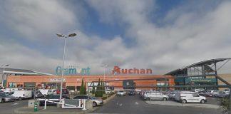 parking Auchan Gramont