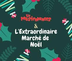 marché Noël Toulouse Musicophages
