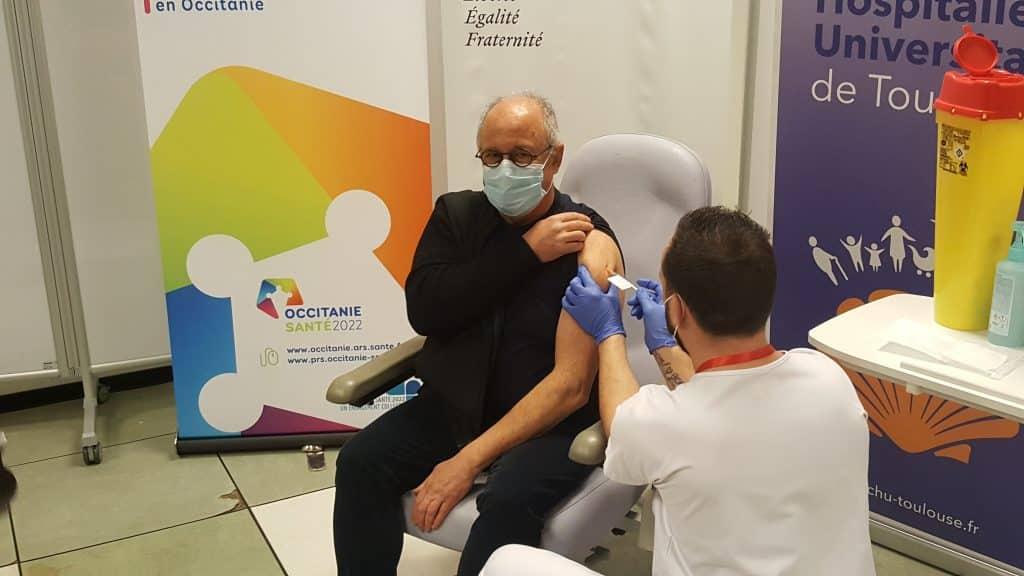 vaccination Covid-19 Occitani