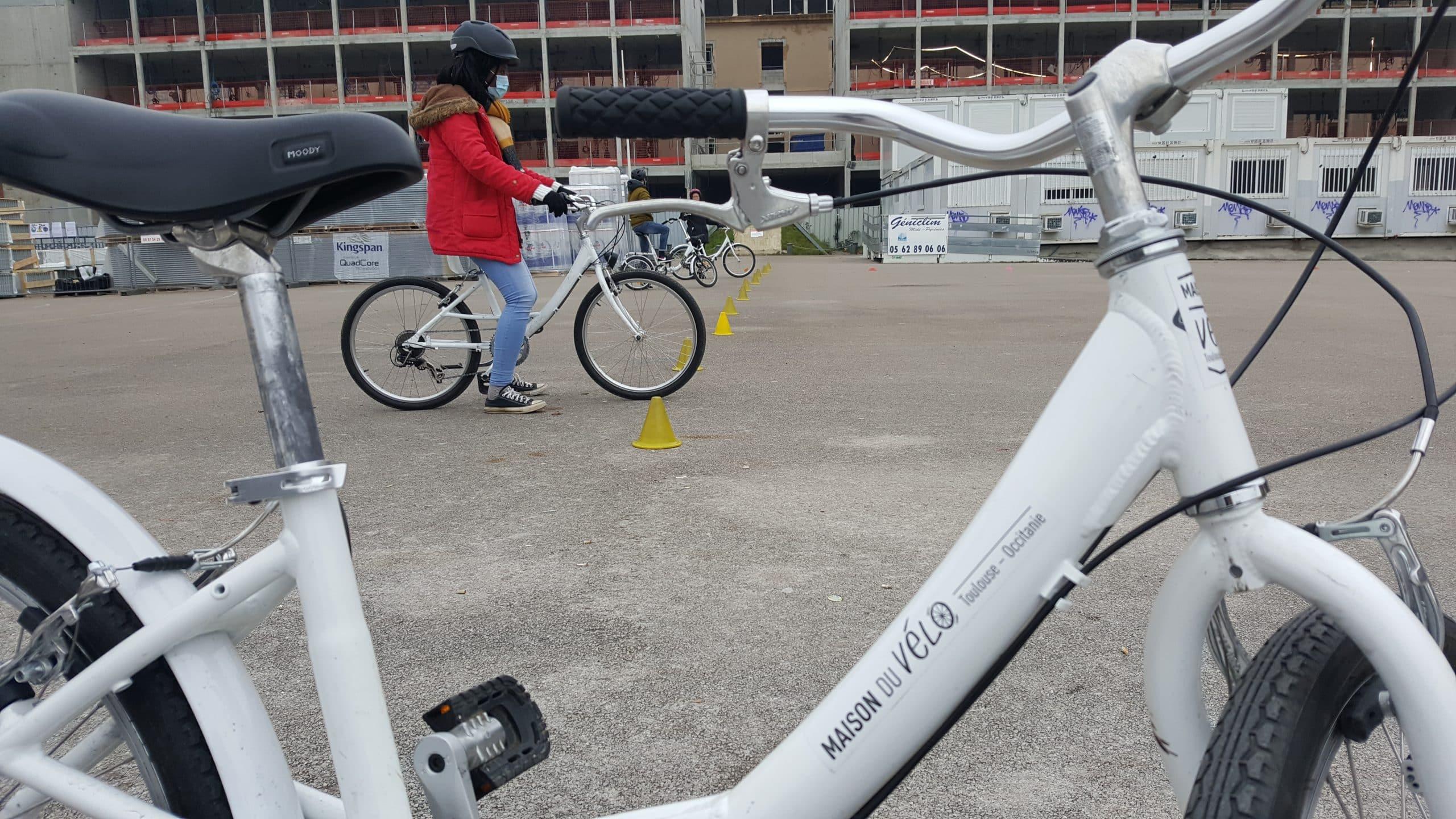 Cours maison du vélo Toulouse