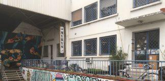 À Toulouse, les locaux du collectif d'artistes Mix'Art Myrys font l'objet d'un arrêté de fermeture administrative ©PS