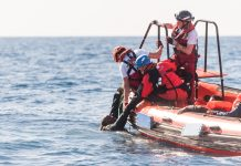 SOS mediterranée sauvetage en mer