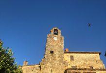 e beffroi de Bruniquel, dans le Tarn-et-Garonne va bénéficier d'une enveloppe de 37 000 euros de la Mission Stéphane Bern ©FondationDuPatrimoine