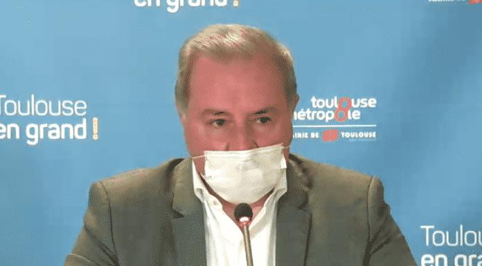 Pour Jean-Luc Moudenc, la décision d'annuler le plan local d'urbanisme (PLUIH) de Toulouse Métropole « piétine la volonté du peuple » ©PS