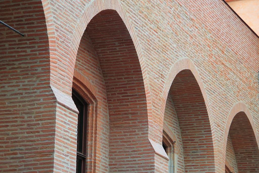 Le palais de justice de Toulouse renferme plus de 2000 ans d'histoire ©Lena