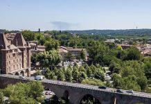 Le pont Vieux de Montauban va bénéficier d'un vaste programme de rénovation ©VilleDeMontauban