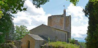 L'église Notre-Dame de Vals, en Ariège, va connaître une nouvelle jeunesse, grâce à la mission Stéphane Bern ©FondationDuPatrimoine