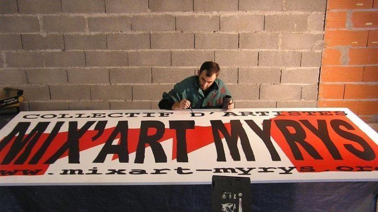"""Une pétition pour """"Que vive Mix'Art Myrys"""""""