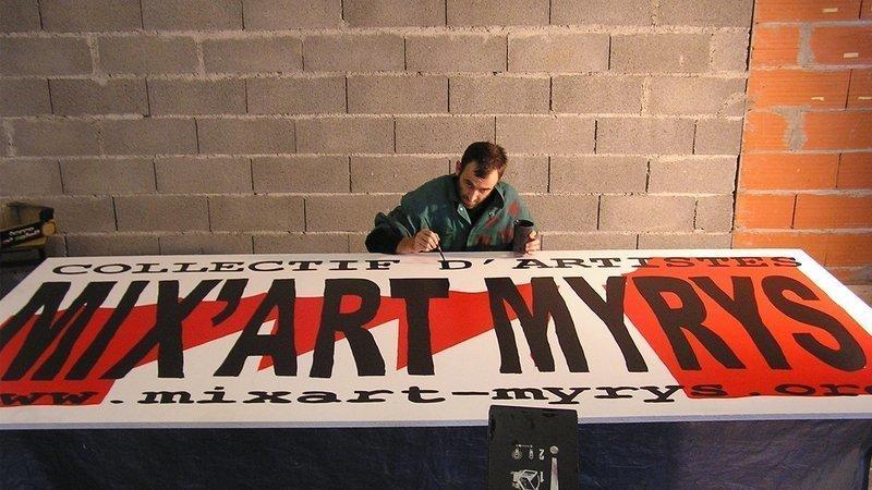 pétition Mix'Art Myrys