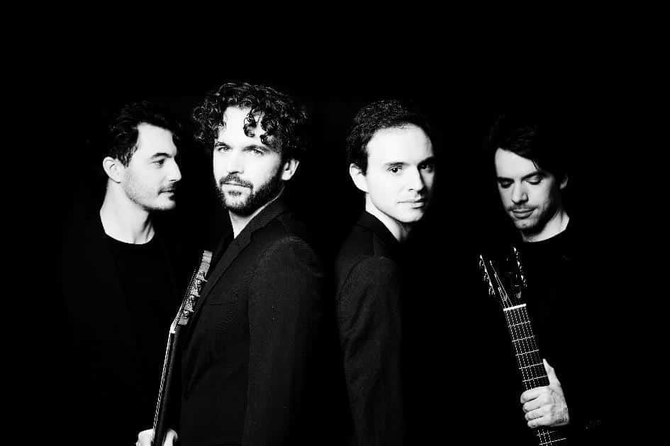 Quatuor Eclisses toulouse guitare concert